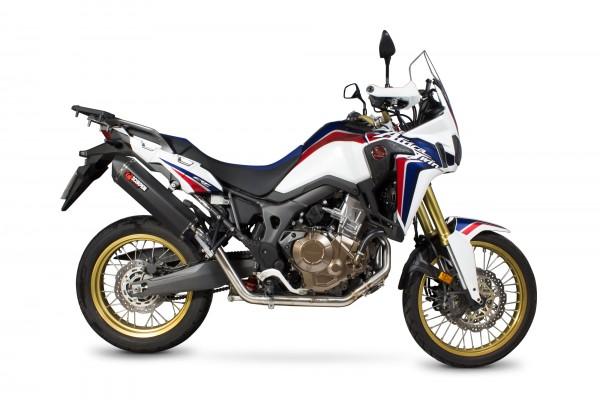 Scorpion Serket Komplettanlage für Honda CRF 1000 L Africa Twin 2015- Motorräder