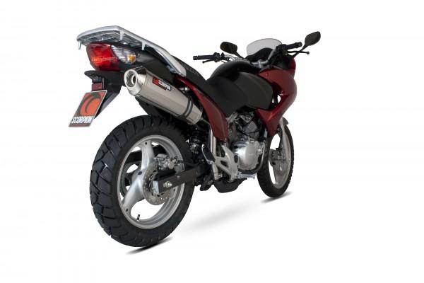 Scorpion Factory Auspuff für Honda XL 125 Varadero