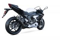 Scorpion RP-1 GP Auspuff für Kawasaki ZX 6 R / ZX 636 2013-2018 Motorräder