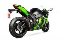 Scorpion RP-1 GP Auspuff für Kawasaki Ninja ZX 10 R 2016-2020 / RR 2017-2020 / R SE 2018-2020