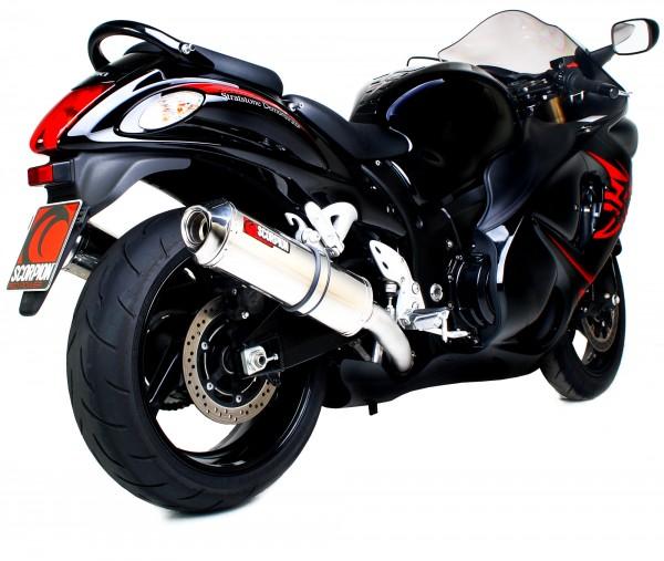Scorpion Factory Auspuff für Suzuki GSX 1300 R Hayabusa 2008-2016 Motorräder