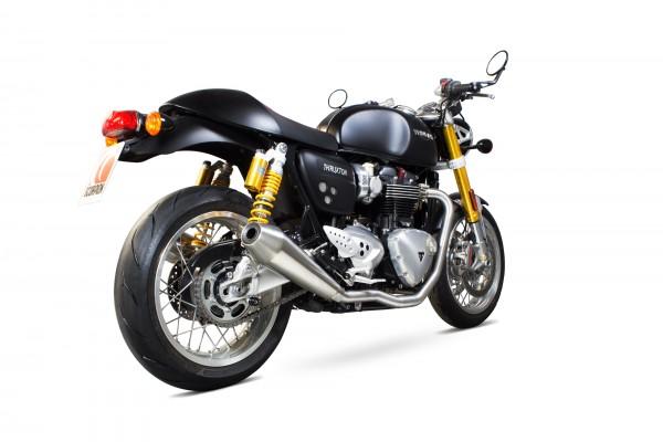 Scorpion Katersatzrohr für Triumph Thruxton 1200 / R 2016-2018 Motorräder