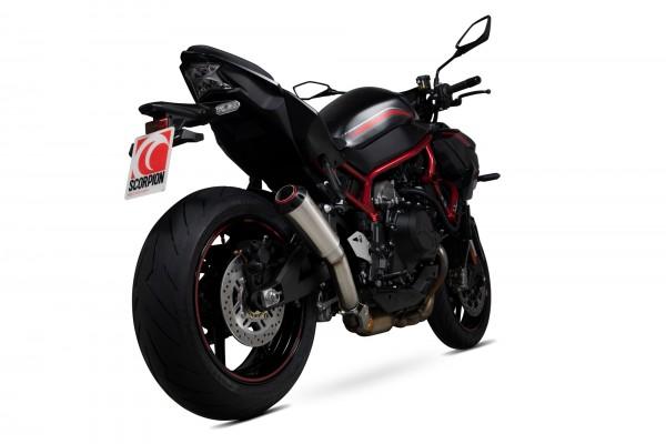 Red Power Auspuffanlage für Kawasaki Z H 2 2020- Motorräder