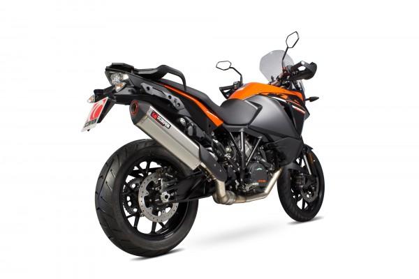 Scorpion Serket Parallel Auspuff für KTM Adventure 1090 2017-2020 Motorräder