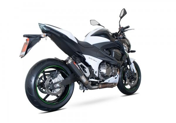 Scorpion RP-1 GP Auspuff für Kawasaki Z 800 2013-2016 Motorräder