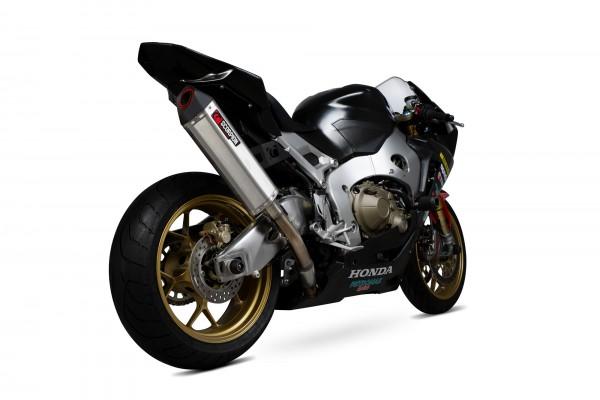Scorpion Serket Track Auspuff für Honda CBR 1000 RR Motorräder ab 2017