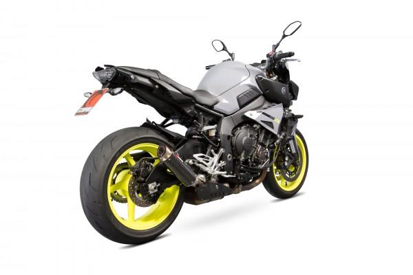 Scorpion RP-1 GP Auspuff für Yamaha MT 10 2016-2020 Motorräder