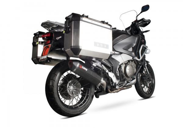 Scorpion Serket Parallel Auspuff für Honda VFR 1200X Crosstourer 2012-2016 Motorräder