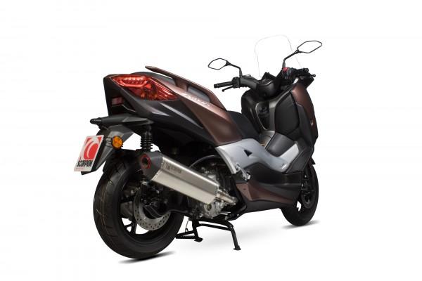 Scorpion Serket Parallel Auspuff für Yamaha XMAX 300 2017- Motorräder