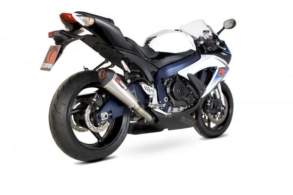 Scorpion Serket Taper Auspuff für Suzuki GSXR 750 2008-2010 Motorräder