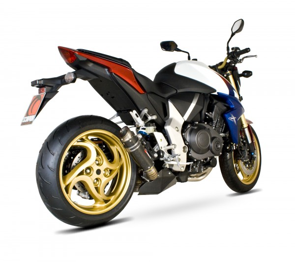 Scorpion RP-1 GP Auspuff für Honda CB 1000 R 2008-2016