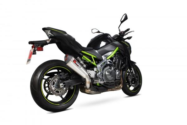 Scorpion Serket Taper Auspuff für Kawasaki Z 900 2017-2019 Motorräder